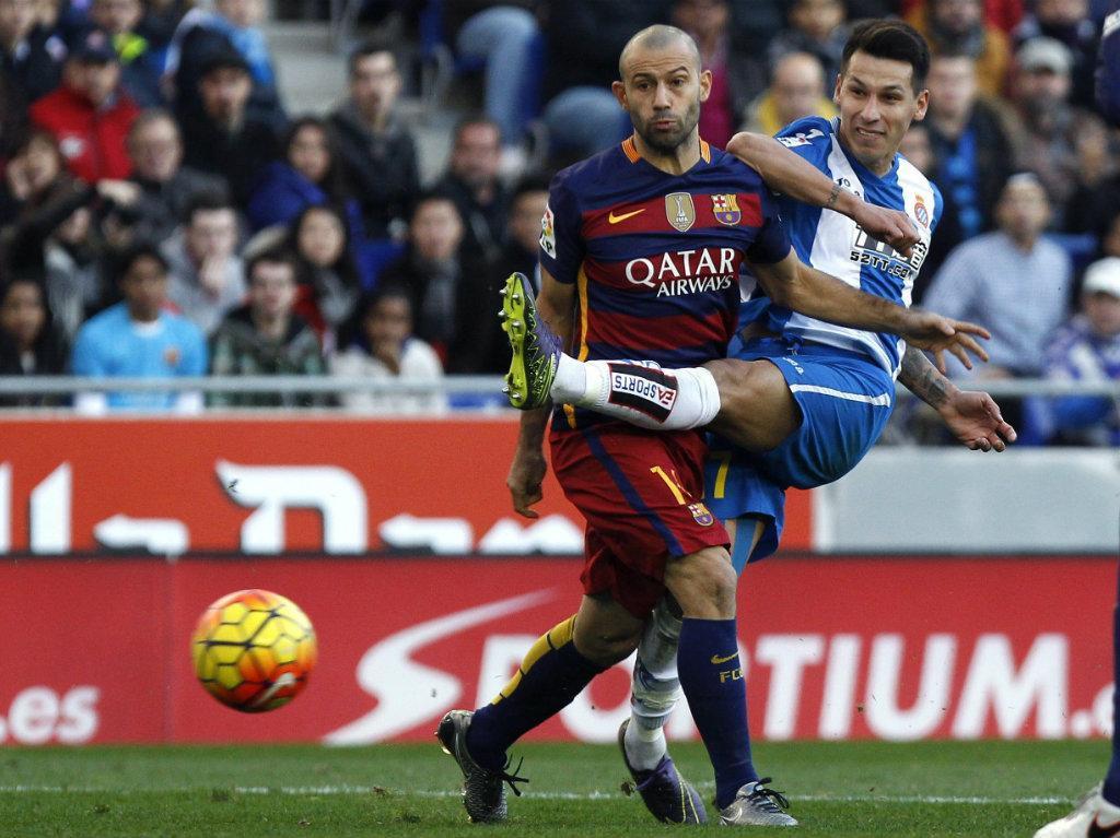 Mascherano: «A etapa no Barcelona está perto de fechar-se»
