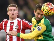 Norwich-Southampton (Reuters)