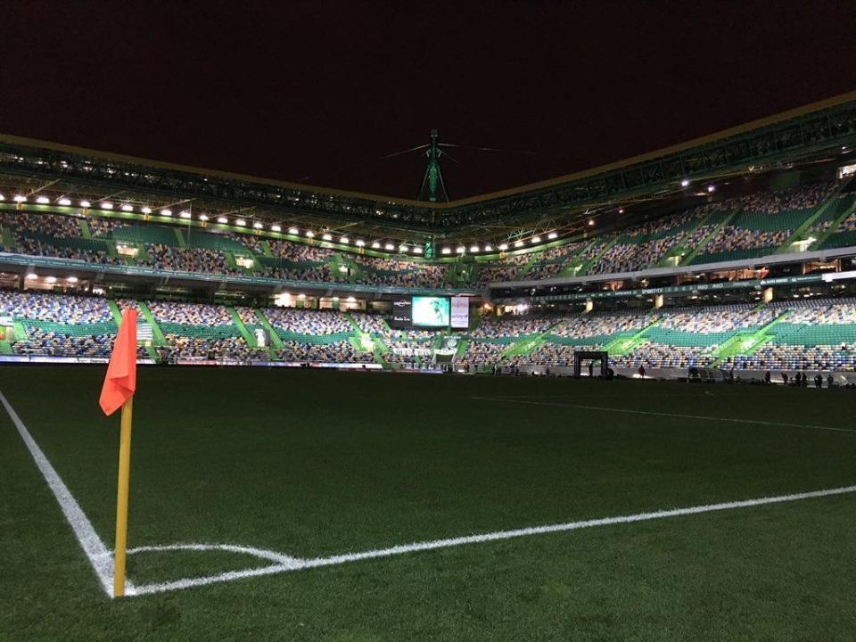 Ações do Sporting caem na bolsa de Lisboa