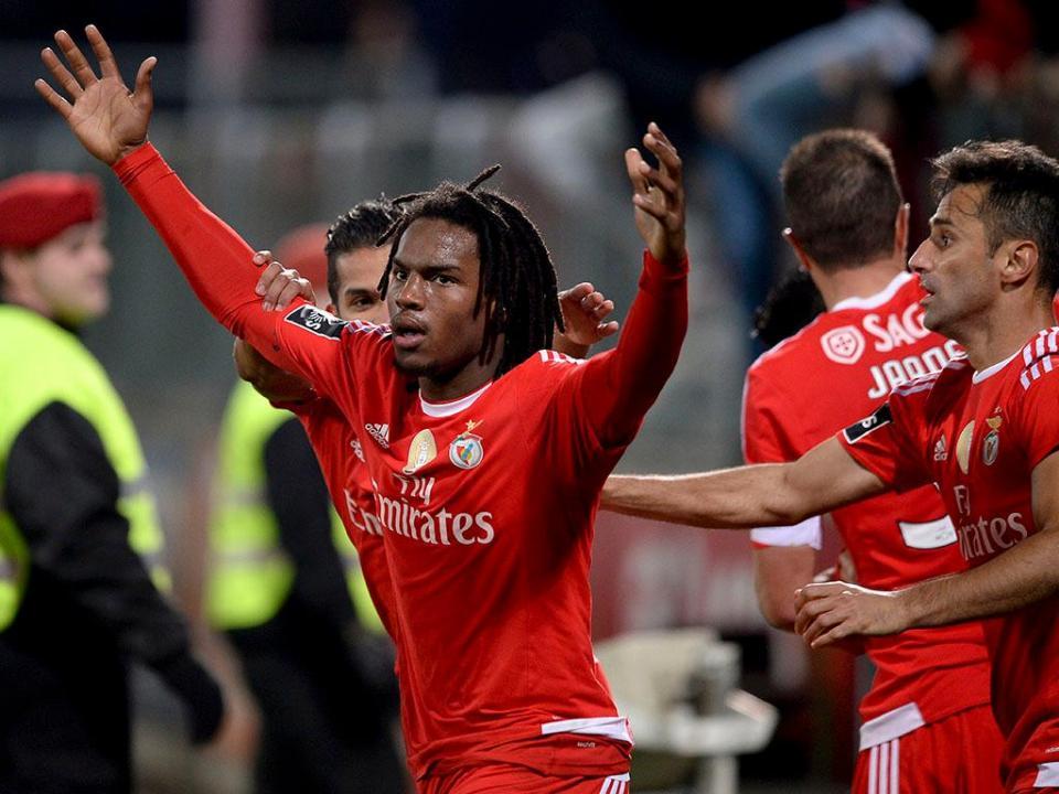 V. Guimarães-Benfica, 0-1 (destaques)