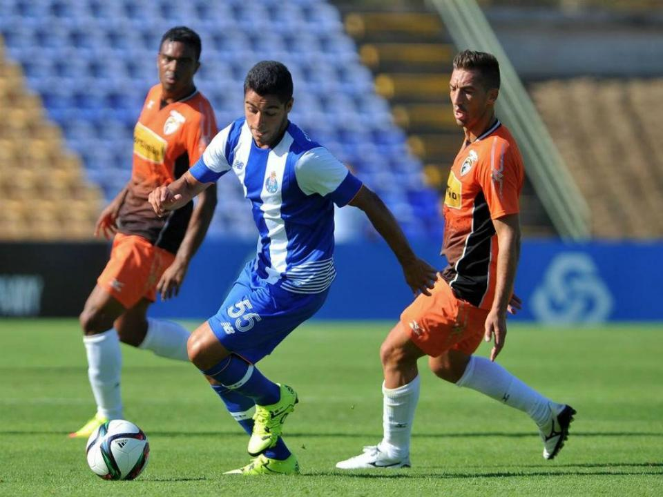 Oficial: Académica anuncia Rafa por empréstimo do FC Porto