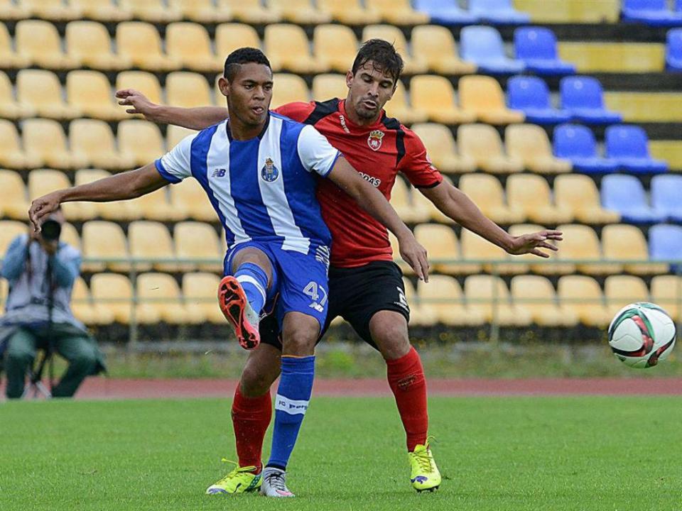 Mundial 2018: ex-FC Porto nos pré-convocados do Panamá