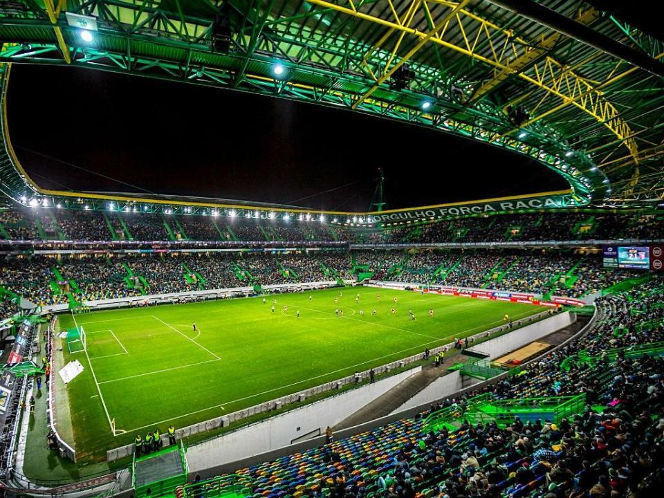 José Alvalade: acima do Sporting, só a ambição pelo ecletismo