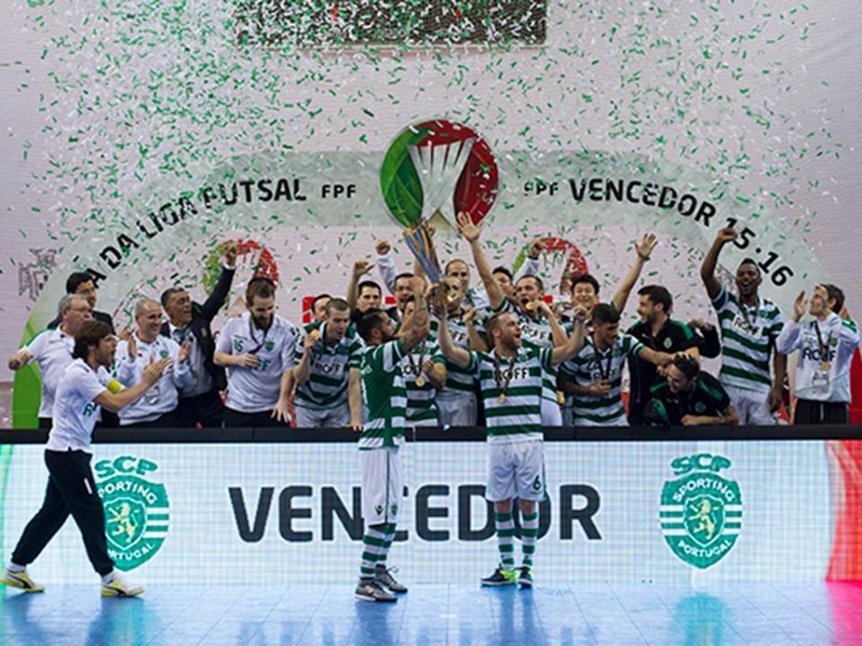 b93acbeaf2 Futsal  o programa da final a oito da Taça da Liga