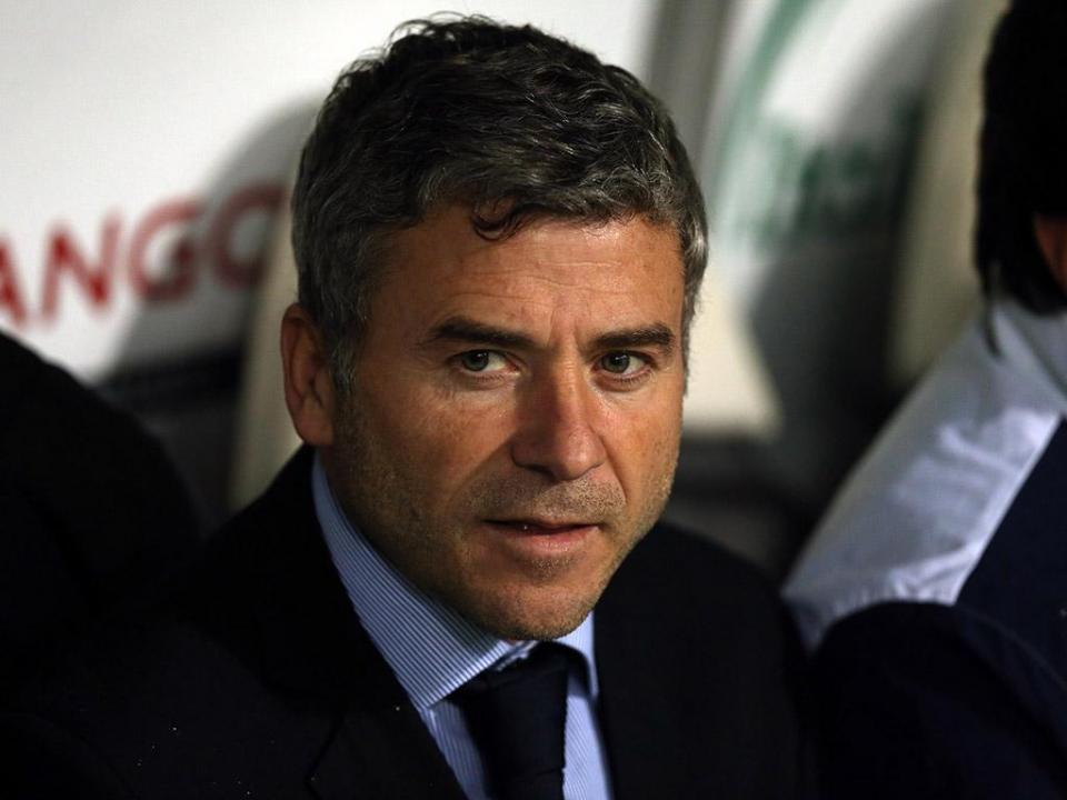 OFICIAL: Rui Barros é novo treinador da equipa B do FC Porto