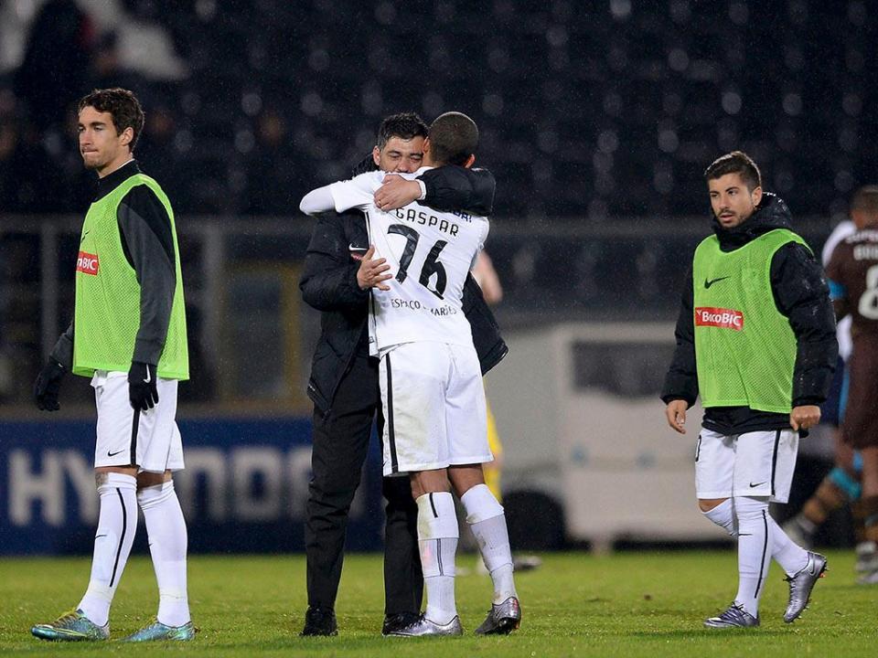Bruno Gaspar: «Esta equipa acredita sempre»