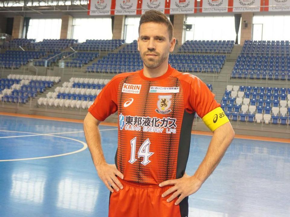 Futsal: Pedro Costa passa de jogador a treinador do Nagoya