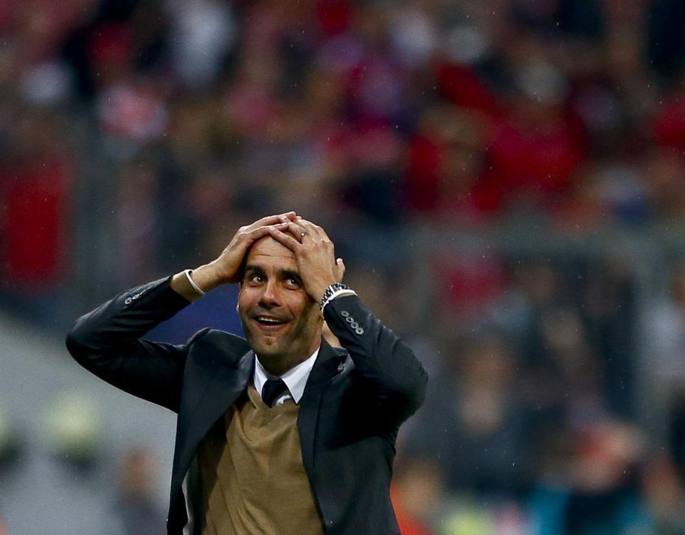 Inglaterra: Guardiola eleito o treinador do mês pela quarta vez seguida