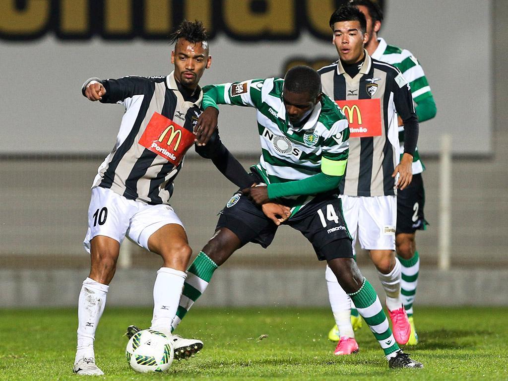 Resultado final: Sporting-Portimonense, 2-0