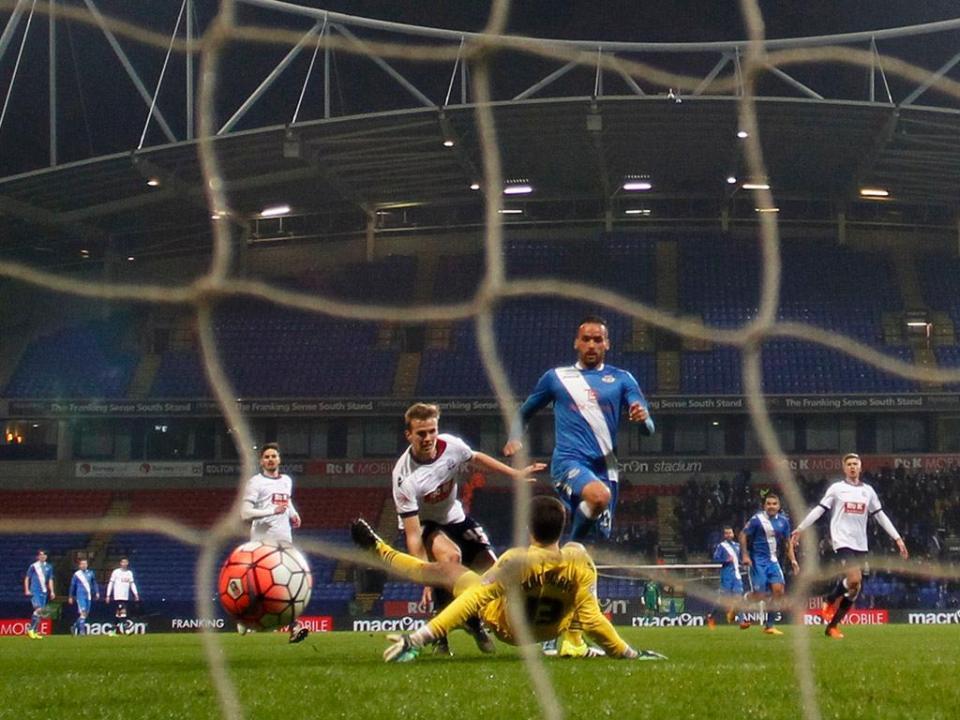 Championship: Filipe Morais expulso na derrota do Bolton