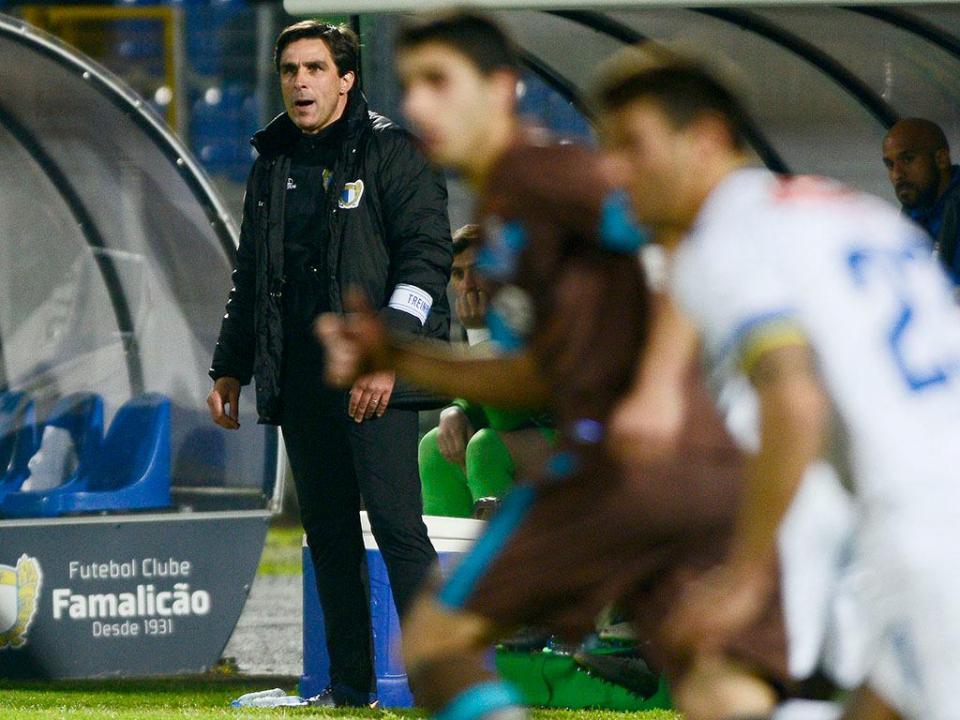 II Liga: Daniel Ramos deixa comando técnico do Famalicão