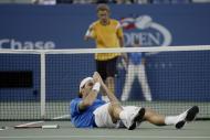 Federer e Hewitt, Open dos Estados Unidos (Reuters)