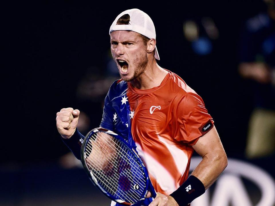 Estoril Open atribui wild-card a Lleyton Hewitt