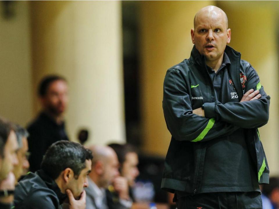 Futsal: Portugal entra a vencer na qualificação para o Euro
