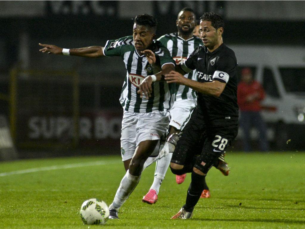 Mohcine Hassan: dos pontapés na bola de Eusébio aos golos na Liga