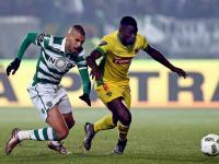 Sporting passa em Paços de Ferreira, e recupera liderança