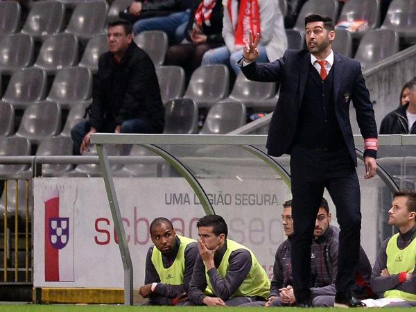 Sp. Braga: Fonseca chama 20 para a Taça de Portugal