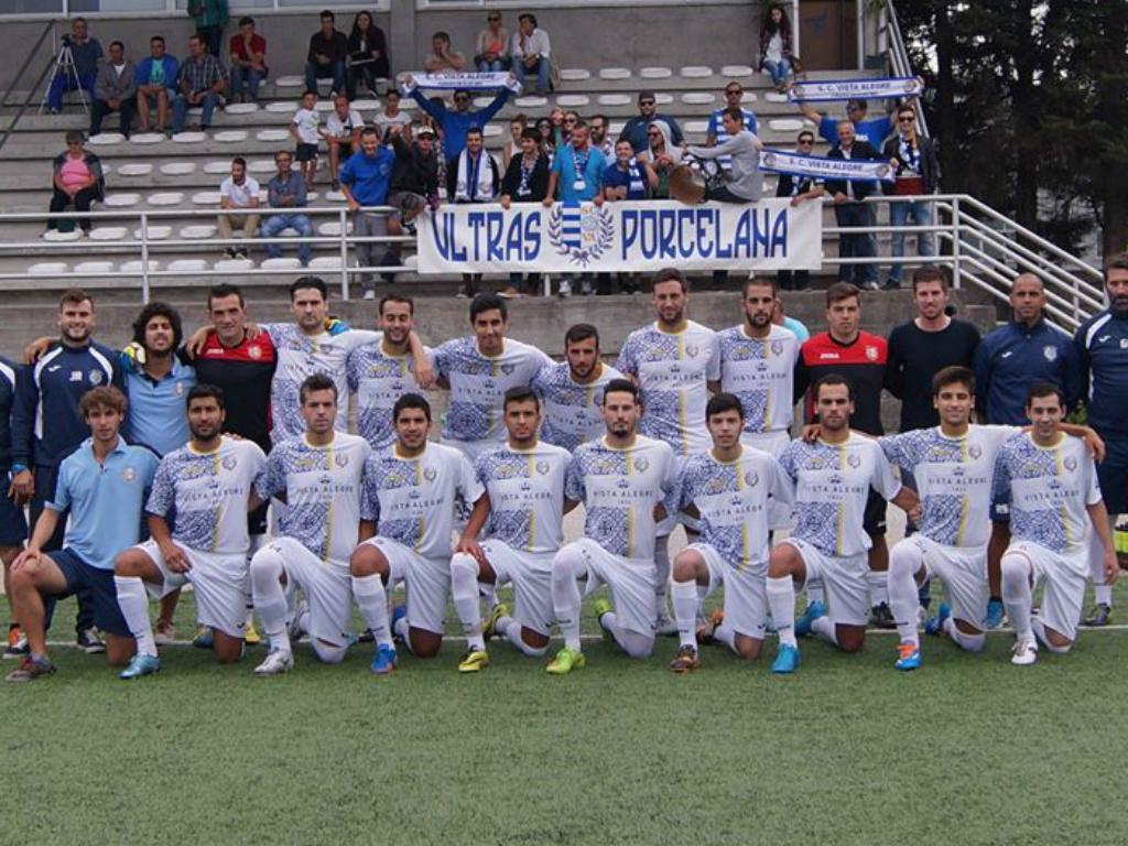 SC Vista Alegre: o clube da porcelana torce sem nunca quebrar