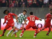 Moreirense-Benfica (onzes): Rui Vitória muda sete peças