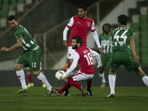 TL: Rio Ave-Sp. Braga, 0-0 (crónica)