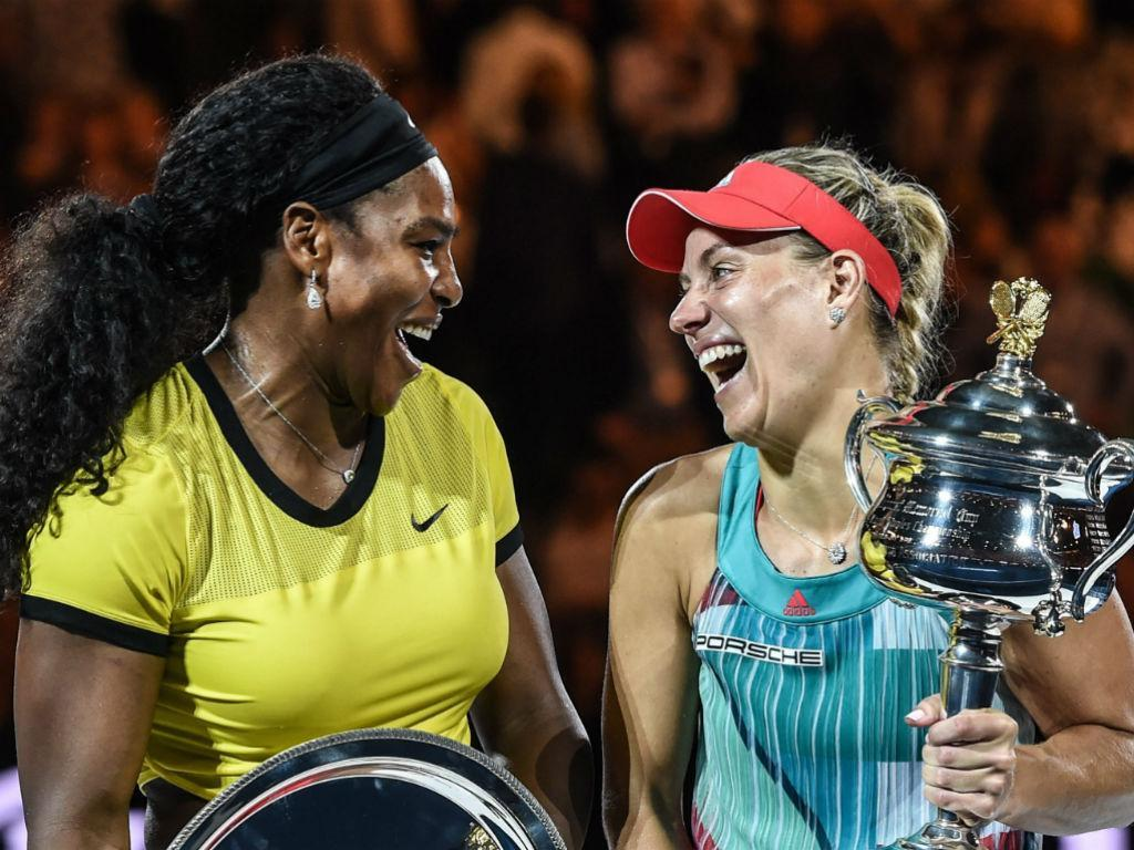 Ténis: Angelique Kerber destronou Serena Williams