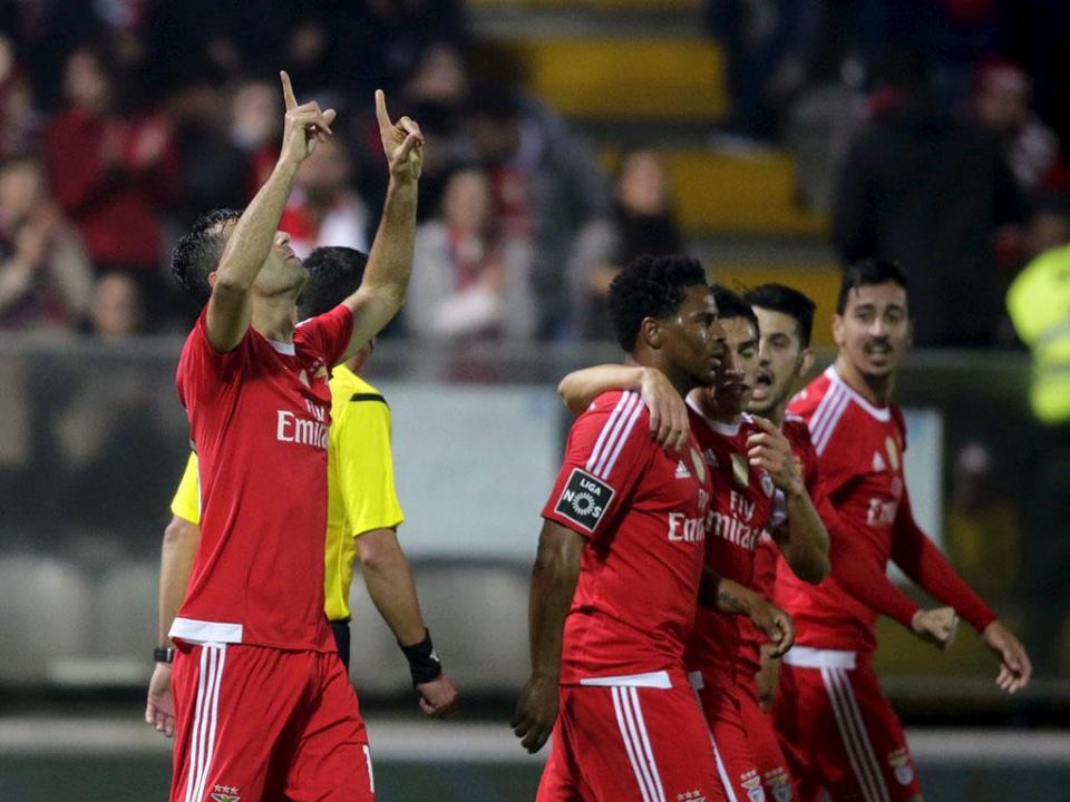 Benfica engata a décima e vai no encalço dos colossos europeus