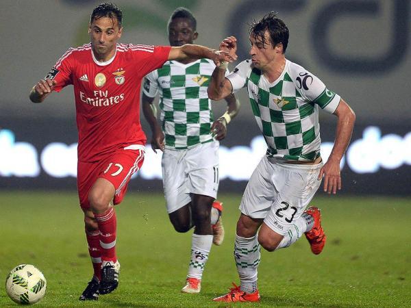 Moreirense-Benfica, 1-4 (destaques)