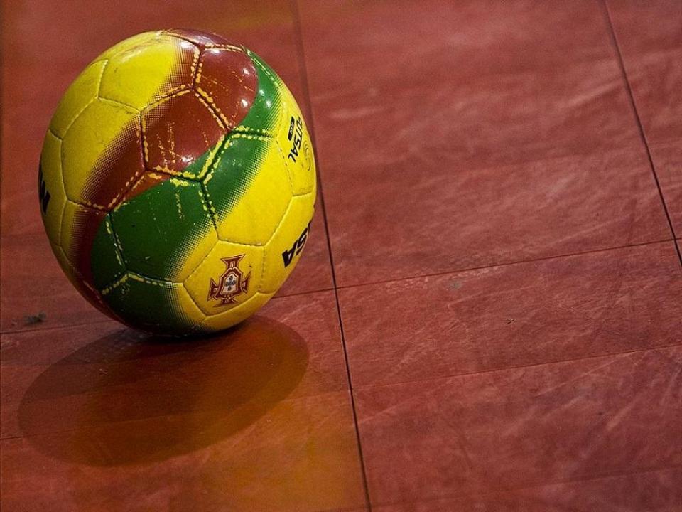 Sporting condena agressões a árbitro do dérbi de futsal com o Benfica