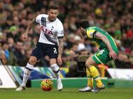 Norwich City vs Tottenham Hotspur (REUTERS)