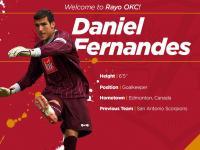 Daniel Fernandes (lembra-se?) vai jogar no Rayo americano