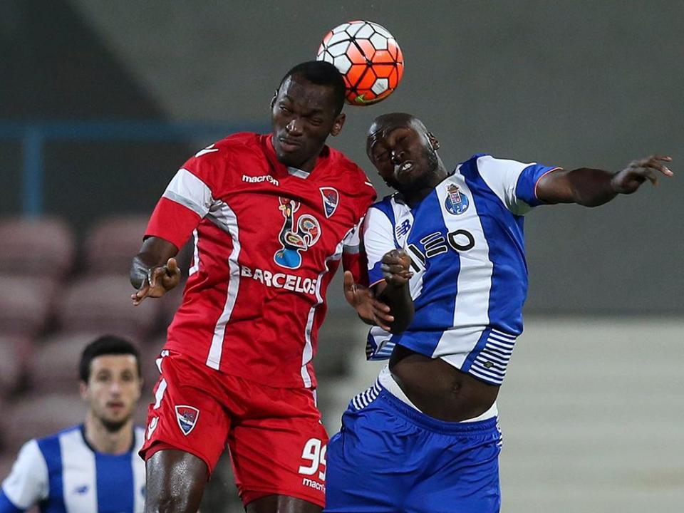 FC Porto-Arouca (onzes): José Peseiro arrisca Danilo Pereira