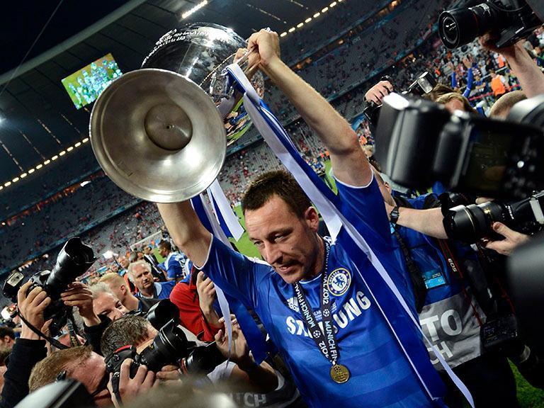 Chelsea anuncia saída de John Terry no final da temporada