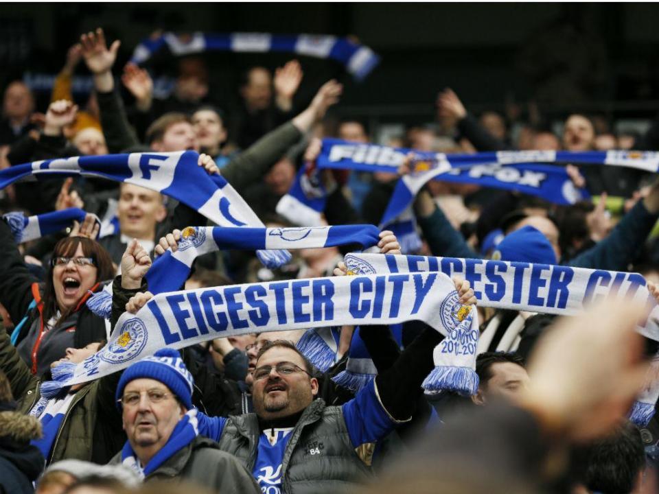 Leicester City Football Club: QUE EQUIPA!!
