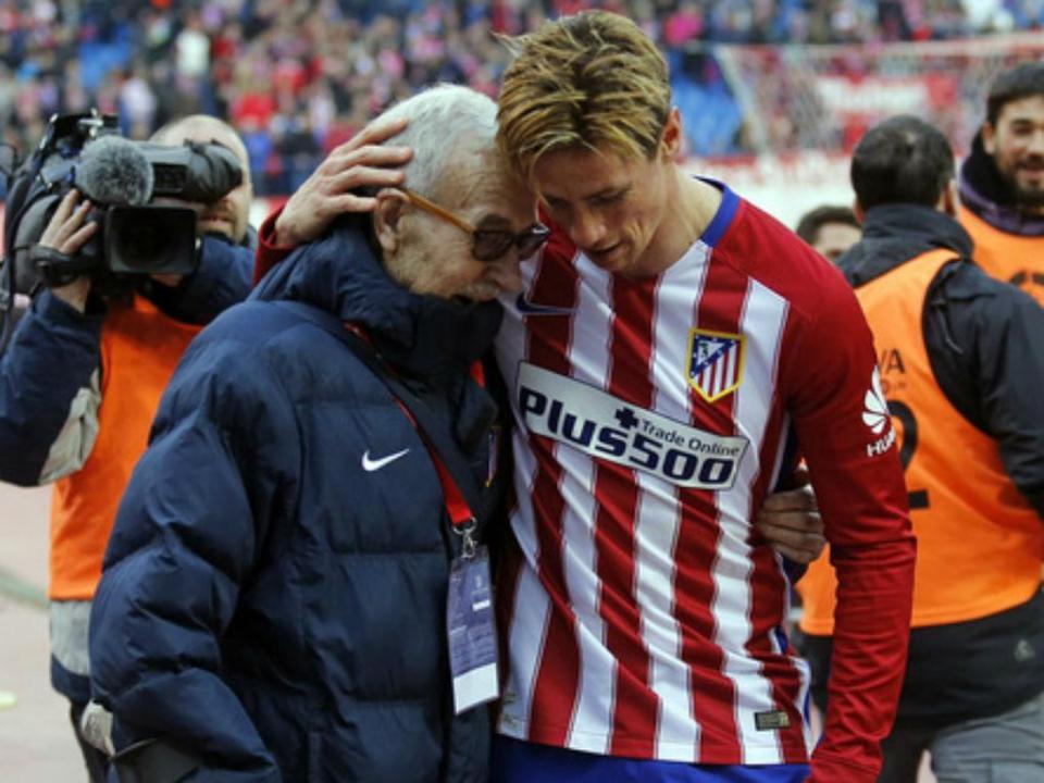 Fundador da escola do Atlético de Madrid admite abuso de menor