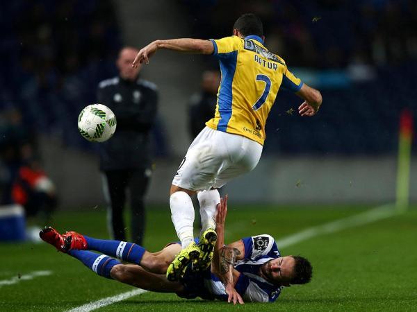 FC Porto-Arouca, 1-2 (crónica)