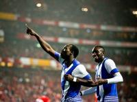 Benfica-FC Porto, 1-2 (resultado final)