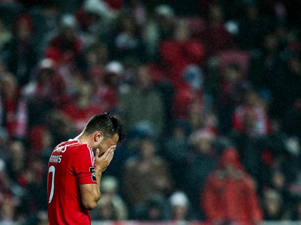 Há 50 anos que o Benfica não sofria cinco golos na Luz contra os rivais
