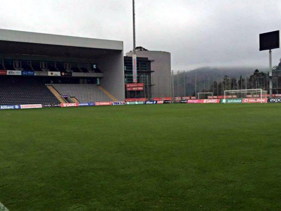 Nacional goleia por 6-0 no primeiro jogo de preparação