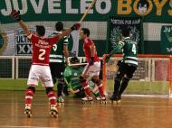 Hóquei em Patins: Sporting-Benfica