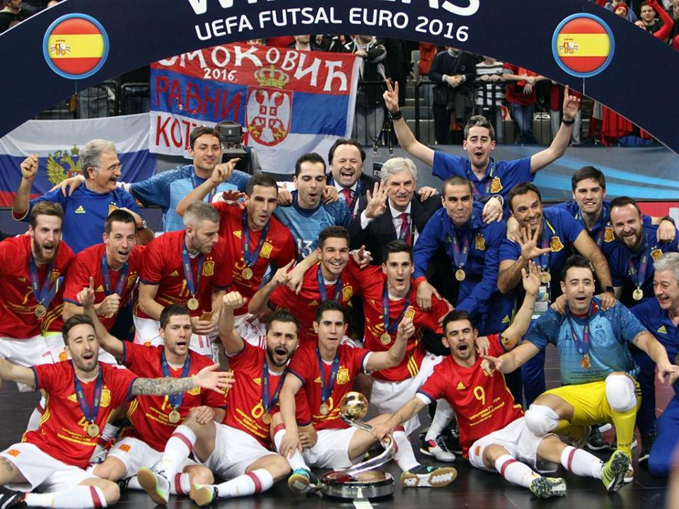 Futsal  Espanha joga em Melilla o play-off de acesso ao Mundial ... ab183f61113b1