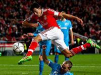 Benfica pode dar a Portugal três equipas na Champions em 2017/18