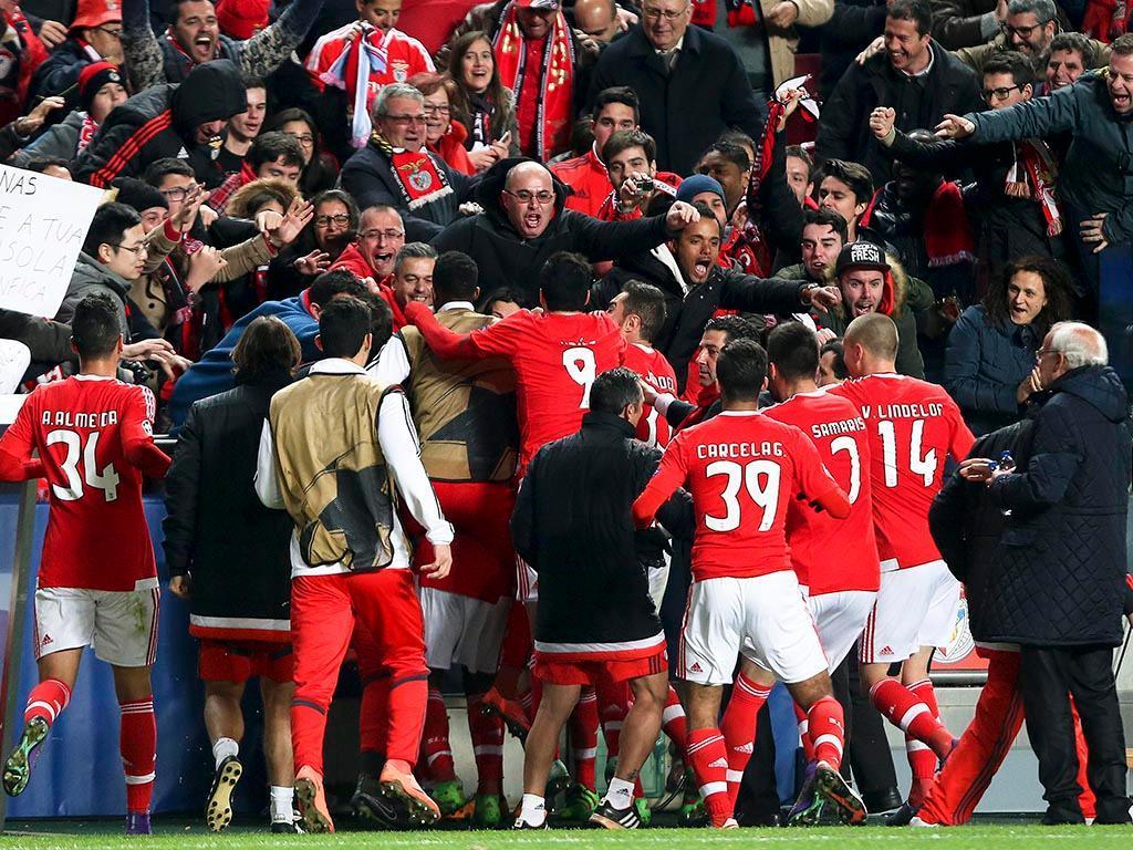 Um golo solitário na Luz: como o Benfica gosta deste resultado
