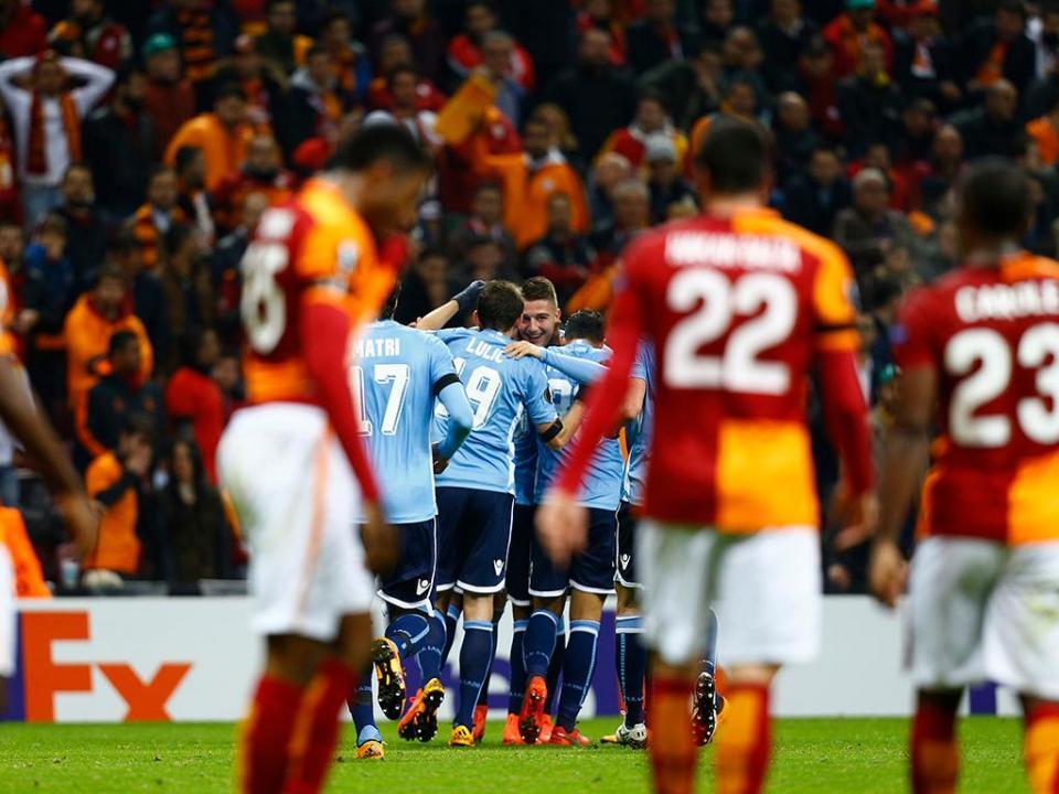 Turquia: Galatasaray perde e continua no quinto posto