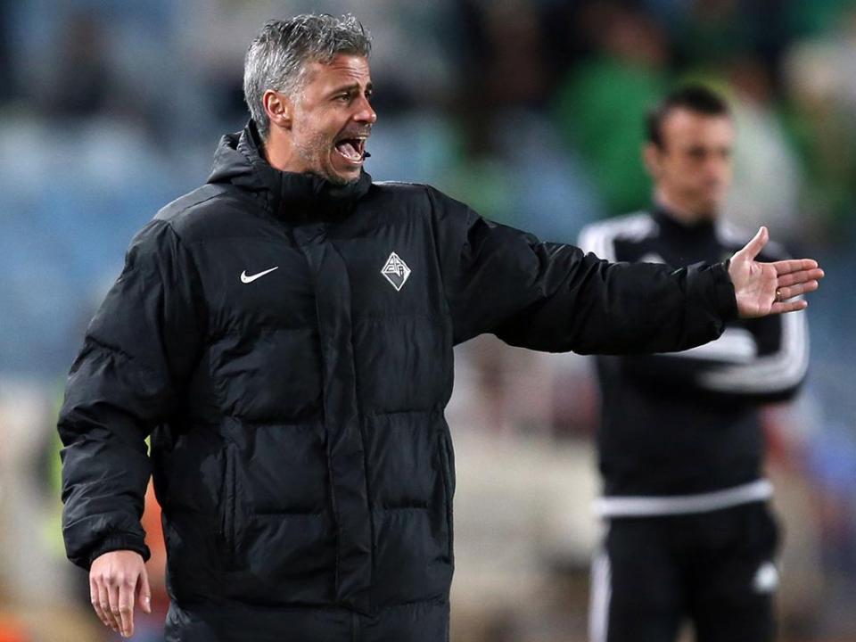 Filipe Gouveia: «Acredito piamente que podemos ganhar ao FC Porto»