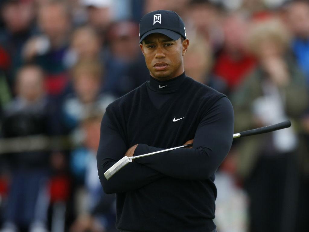 Tiger Woods admite estar a receber ajuda para lidar com medicação