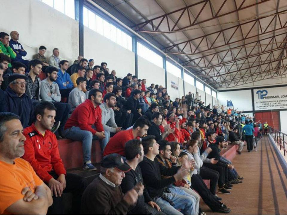 Futsal, II divisão (Série C): Viseu e Azeméis voltam a vencer