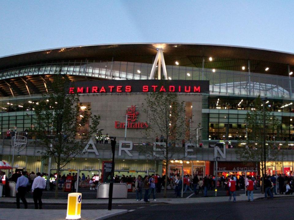 Arsenal confirma surto de ratos nas imediações do Emirates
