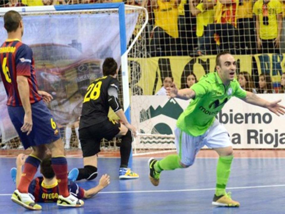 UEFA Futsal Cup: Inter de Ricardinho reedita final com o Sporting