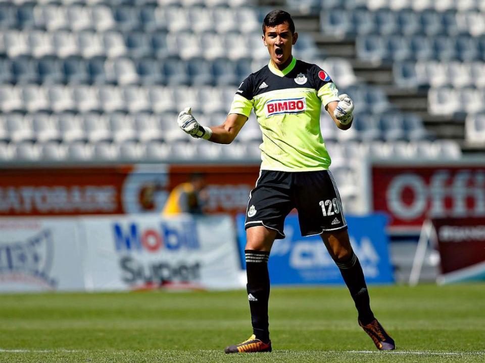 OFICIAL: Chivas anuncia contratação de Raúl Gudiño ao FC Porto
