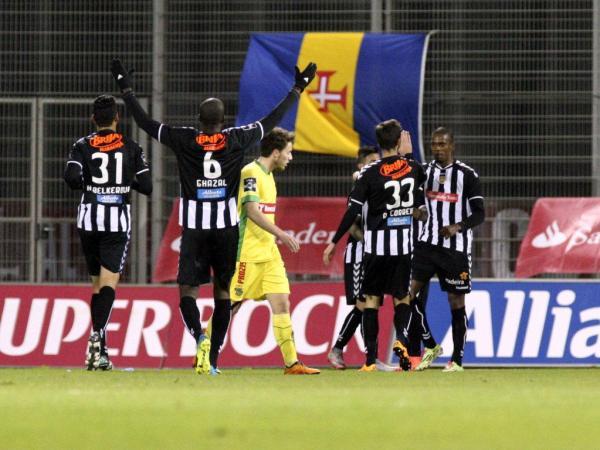Nacional-P. Ferreira, 3-0 (crónica)